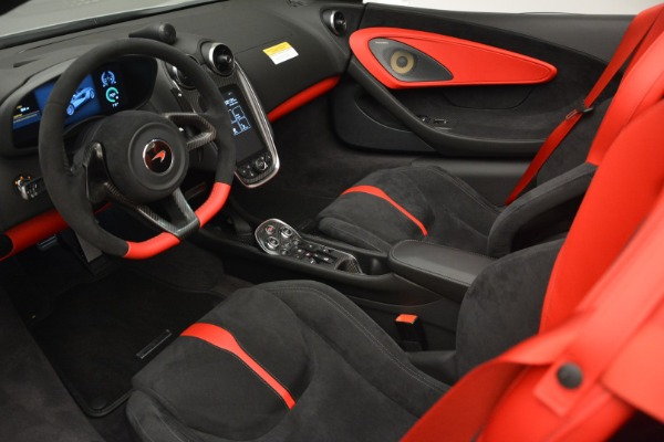 Used 2018 McLaren 570S Spider for sale Sold at Aston Martin of Greenwich in Greenwich CT 06830 22