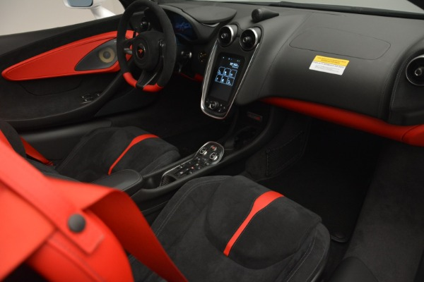Used 2018 McLaren 570S Spider for sale Sold at Aston Martin of Greenwich in Greenwich CT 06830 25