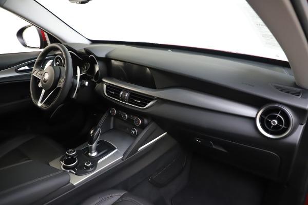 Used 2018 Alfa Romeo Stelvio Sport Q4 for sale Sold at Aston Martin of Greenwich in Greenwich CT 06830 24