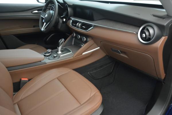 New 2018 Alfa Romeo Stelvio Ti Q4 for sale Sold at Aston Martin of Greenwich in Greenwich CT 06830 20