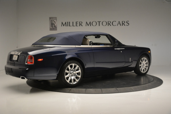 Used 2014 Rolls-Royce Phantom Drophead Coupe for sale Sold at Aston Martin of Greenwich in Greenwich CT 06830 13