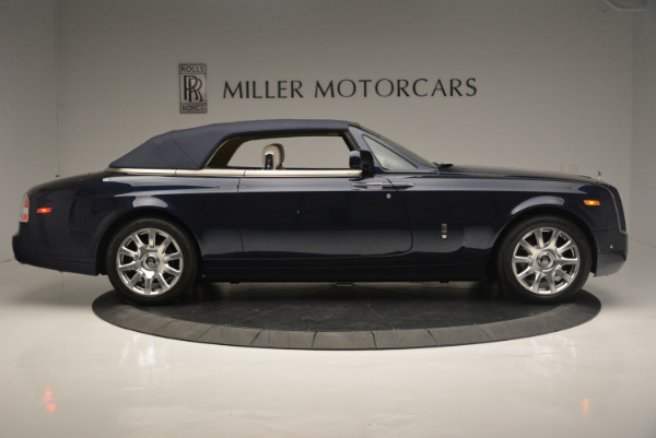 Used 2014 Rolls-Royce Phantom Drophead Coupe for sale Sold at Aston Martin of Greenwich in Greenwich CT 06830 14