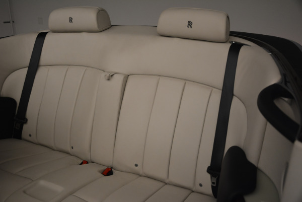 Used 2014 Rolls-Royce Phantom Drophead Coupe for sale Sold at Aston Martin of Greenwich in Greenwich CT 06830 24