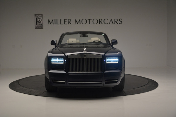 Used 2014 Rolls-Royce Phantom Drophead Coupe for sale Sold at Aston Martin of Greenwich in Greenwich CT 06830 8