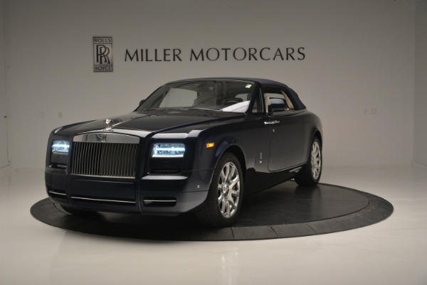 Used 2014 Rolls-Royce Phantom Drophead Coupe for sale Sold at Aston Martin of Greenwich in Greenwich CT 06830 9