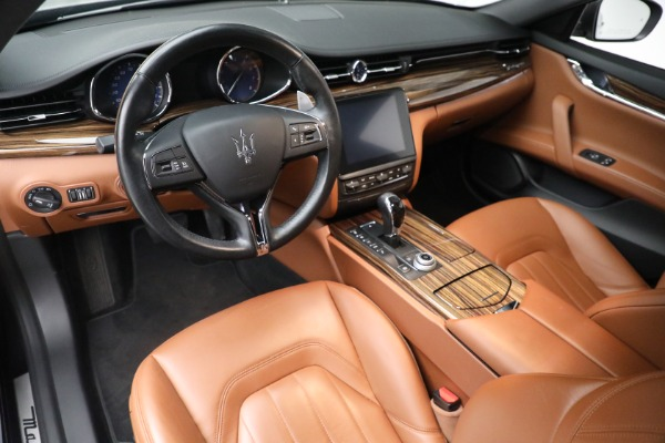 New 2018 Maserati Quattroporte S Q4 for sale Sold at Aston Martin of Greenwich in Greenwich CT 06830 17
