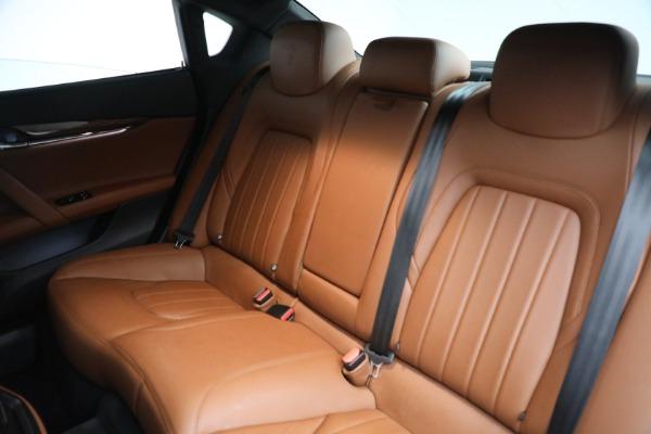 New 2018 Maserati Quattroporte S Q4 for sale Sold at Aston Martin of Greenwich in Greenwich CT 06830 20