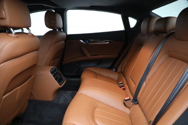 New 2018 Maserati Quattroporte S Q4 for sale Sold at Aston Martin of Greenwich in Greenwich CT 06830 21