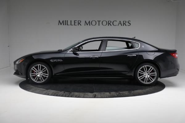 New 2018 Maserati Quattroporte S Q4 for sale Sold at Aston Martin of Greenwich in Greenwich CT 06830 4