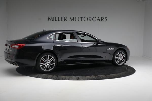 New 2018 Maserati Quattroporte S Q4 for sale Sold at Aston Martin of Greenwich in Greenwich CT 06830 9