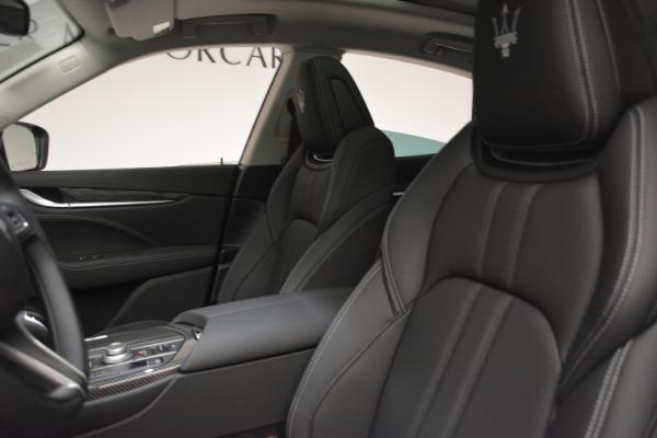 New 2018 Maserati Levante S Q4 GranSport for sale Sold at Aston Martin of Greenwich in Greenwich CT 06830 14