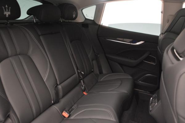 New 2018 Maserati Levante S Q4 GranSport for sale Sold at Aston Martin of Greenwich in Greenwich CT 06830 22