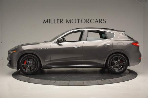New 2018 Maserati Levante S Q4 GranSport for sale Sold at Aston Martin of Greenwich in Greenwich CT 06830 3