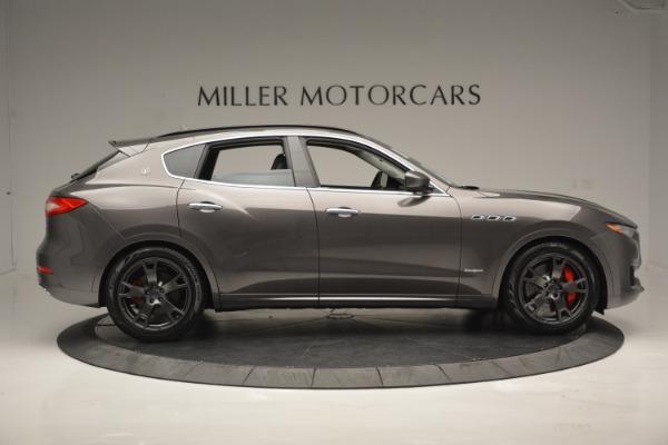 New 2018 Maserati Levante S Q4 GranSport for sale Sold at Aston Martin of Greenwich in Greenwich CT 06830 9