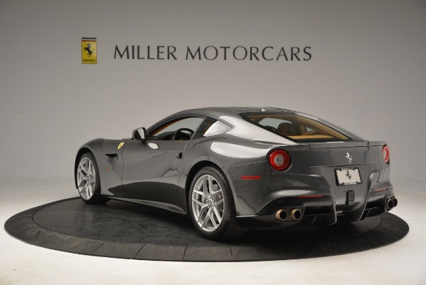 Used 2014 Ferrari F12 Berlinetta for sale Sold at Aston Martin of Greenwich in Greenwich CT 06830 5