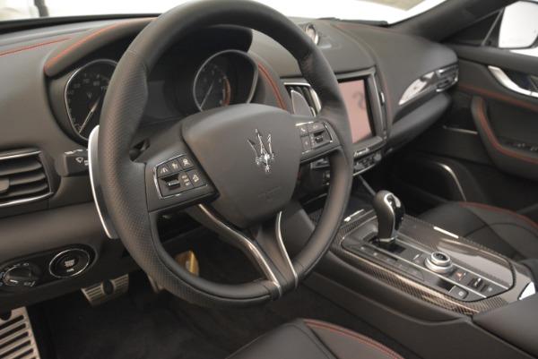 New 2018 Maserati Levante S Q4 GranSport for sale Sold at Aston Martin of Greenwich in Greenwich CT 06830 17