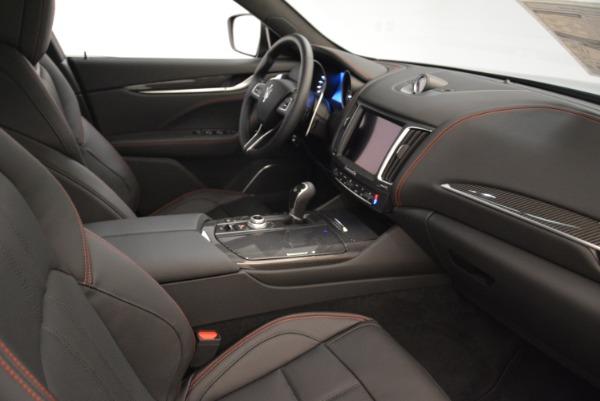 New 2018 Maserati Levante S Q4 GranSport for sale Sold at Aston Martin of Greenwich in Greenwich CT 06830 19