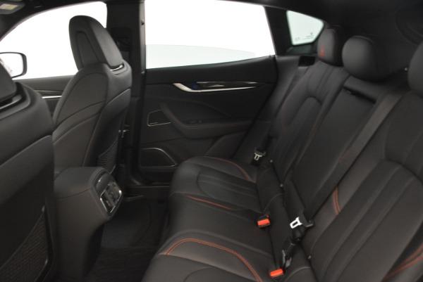 New 2018 Maserati Levante S Q4 GranSport for sale Sold at Aston Martin of Greenwich in Greenwich CT 06830 23