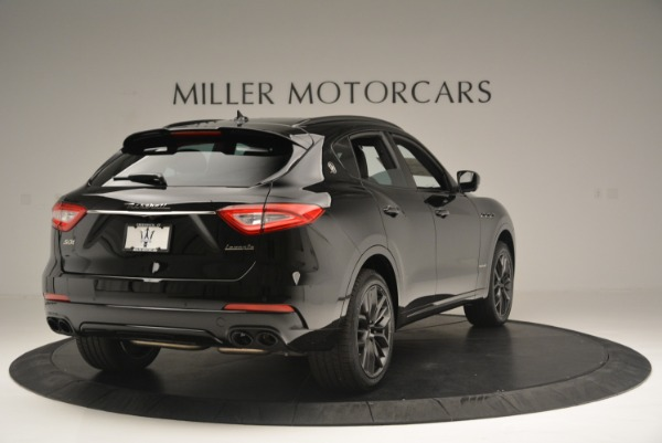 New 2018 Maserati Levante S Q4 GranSport Nerissimo for sale Sold at Aston Martin of Greenwich in Greenwich CT 06830 7