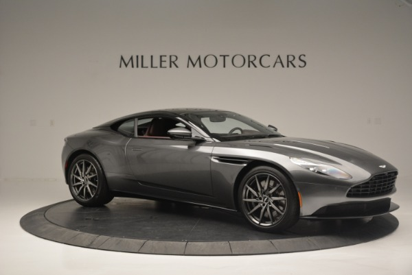 Used 2018 Aston Martin DB11 V12 for sale $167,990 at Aston Martin of Greenwich in Greenwich CT 06830 10