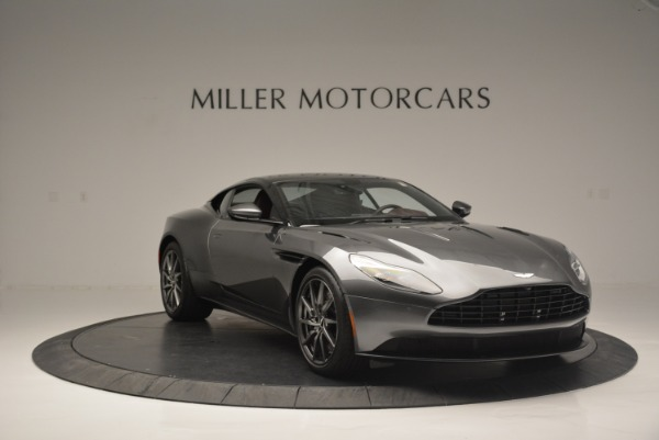 Used 2018 Aston Martin DB11 V12 for sale $167,990 at Aston Martin of Greenwich in Greenwich CT 06830 11