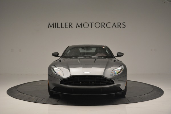 Used 2018 Aston Martin DB11 V12 for sale $167,990 at Aston Martin of Greenwich in Greenwich CT 06830 12