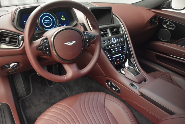 New 2018 Aston Martin DB11 V12 Coupe for sale Sold at Aston Martin of Greenwich in Greenwich CT 06830 14