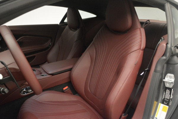 New 2018 Aston Martin DB11 V12 Coupe for sale Sold at Aston Martin of Greenwich in Greenwich CT 06830 15