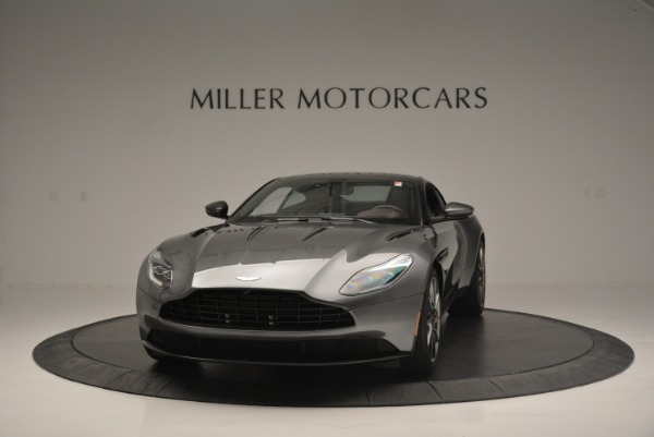 Used 2018 Aston Martin DB11 V12 for sale $167,990 at Aston Martin of Greenwich in Greenwich CT 06830 2