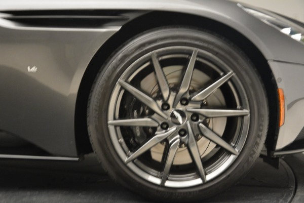 Used 2018 Aston Martin DB11 V12 for sale $167,990 at Aston Martin of Greenwich in Greenwich CT 06830 20