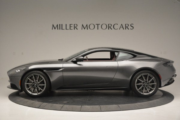Used 2018 Aston Martin DB11 V12 for sale $167,990 at Aston Martin of Greenwich in Greenwich CT 06830 3