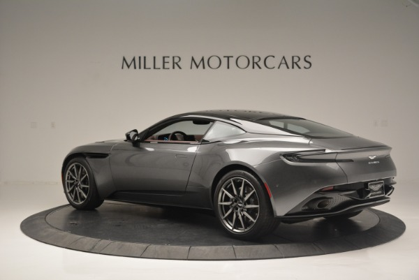 New 2018 Aston Martin DB11 V12 Coupe for sale Sold at Aston Martin of Greenwich in Greenwich CT 06830 4