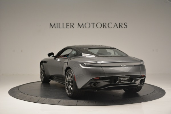 Used 2018 Aston Martin DB11 V12 for sale $167,990 at Aston Martin of Greenwich in Greenwich CT 06830 5
