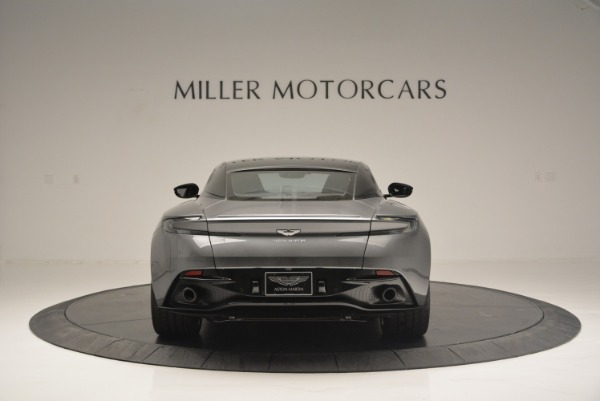 New 2018 Aston Martin DB11 V12 Coupe for sale Sold at Aston Martin of Greenwich in Greenwich CT 06830 6
