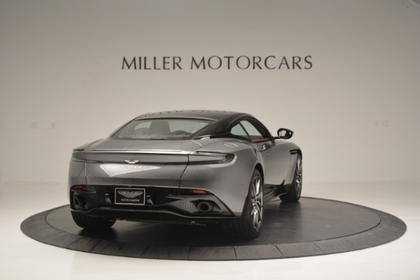 Used 2018 Aston Martin DB11 V12 for sale $167,990 at Aston Martin of Greenwich in Greenwich CT 06830 7