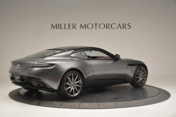 New 2018 Aston Martin DB11 V12 Coupe for sale Sold at Aston Martin of Greenwich in Greenwich CT 06830 8