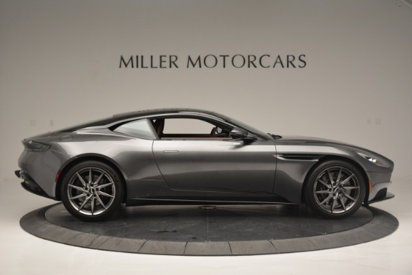 New 2018 Aston Martin DB11 V12 Coupe for sale Sold at Aston Martin of Greenwich in Greenwich CT 06830 9
