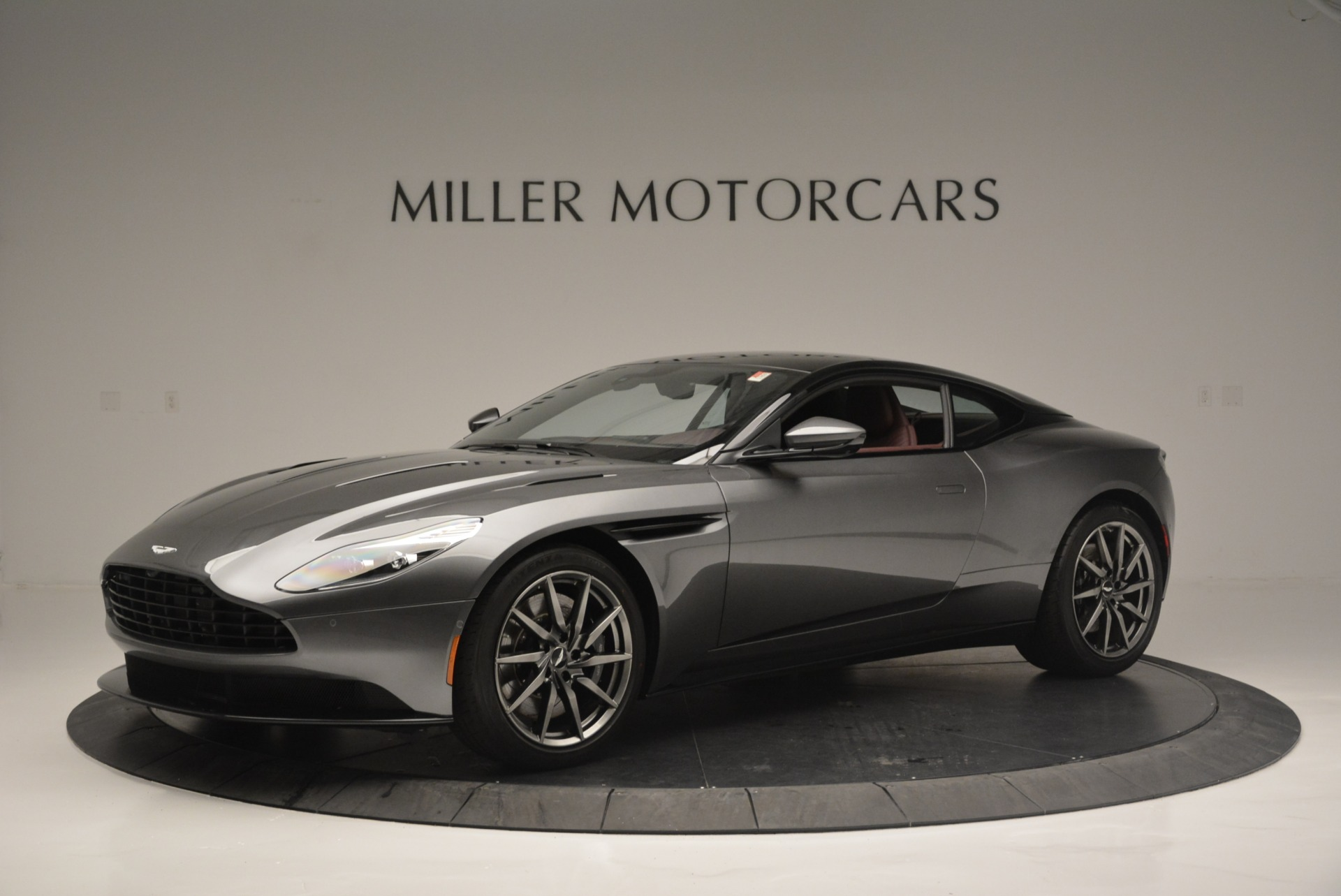 Used 2018 Aston Martin DB11 V12 for sale $167,990 at Aston Martin of Greenwich in Greenwich CT 06830 1