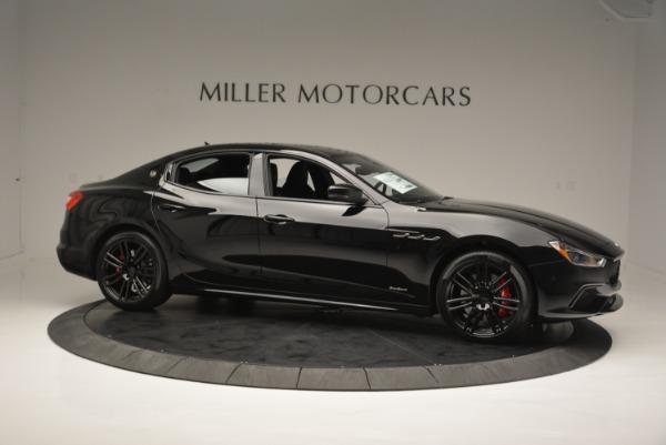 New 2018 Maserati Ghibli SQ4 GranSport Nerissimo for sale Sold at Aston Martin of Greenwich in Greenwich CT 06830 10