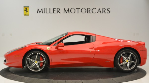 Used 2015 Ferrari 458 Spider for sale Sold at Aston Martin of Greenwich in Greenwich CT 06830 16