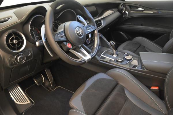 New 2018 Alfa Romeo Stelvio Quadrifoglio for sale Sold at Aston Martin of Greenwich in Greenwich CT 06830 13