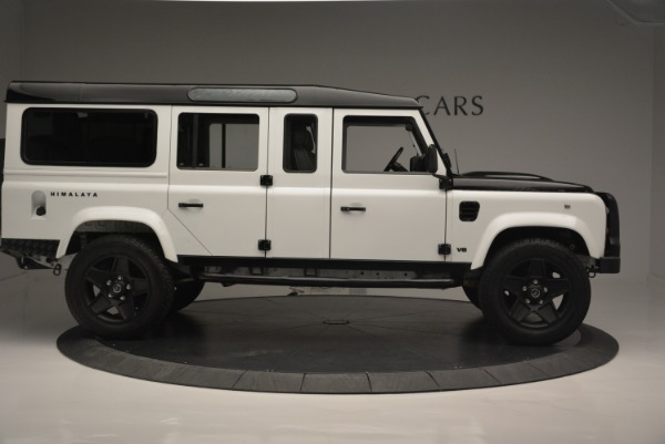 Used 1994 Land Rover Defender 130 Himalaya for sale Sold at Aston Martin of Greenwich in Greenwich CT 06830 10