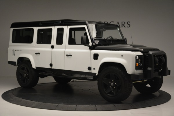 Used 1994 Land Rover Defender 130 Himalaya for sale Sold at Aston Martin of Greenwich in Greenwich CT 06830 11