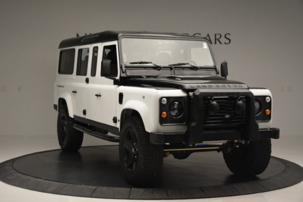 Used 1994 Land Rover Defender 130 Himalaya for sale Sold at Aston Martin of Greenwich in Greenwich CT 06830 12