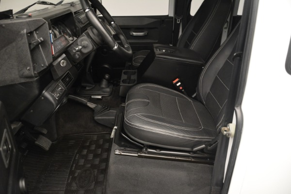 Used 1994 Land Rover Defender 130 Himalaya for sale Sold at Aston Martin of Greenwich in Greenwich CT 06830 13