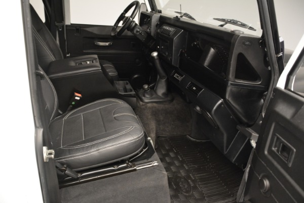 Used 1994 Land Rover Defender 130 Himalaya for sale Sold at Aston Martin of Greenwich in Greenwich CT 06830 19