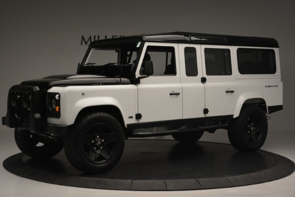 Used 1994 Land Rover Defender 130 Himalaya for sale Sold at Aston Martin of Greenwich in Greenwich CT 06830 2