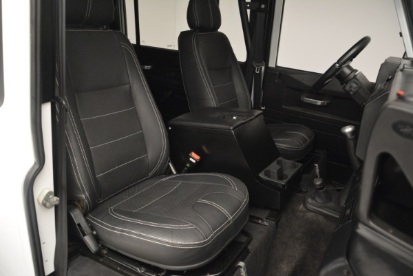 Used 1994 Land Rover Defender 130 Himalaya for sale Sold at Aston Martin of Greenwich in Greenwich CT 06830 21