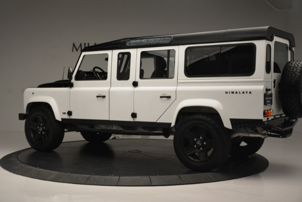 Used 1994 Land Rover Defender 130 Himalaya for sale Sold at Aston Martin of Greenwich in Greenwich CT 06830 4