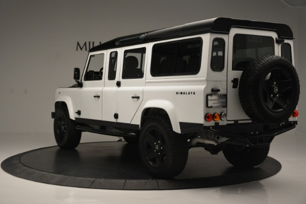 Used 1994 Land Rover Defender 130 Himalaya for sale Sold at Aston Martin of Greenwich in Greenwich CT 06830 5